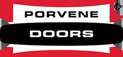Porvene Doors logo