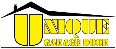 Unique Garage Door logo